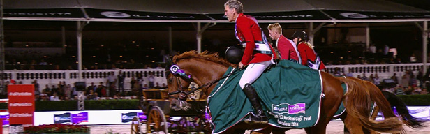 FEI Equestrian World - FEI Equestrian World - Oktober 2016