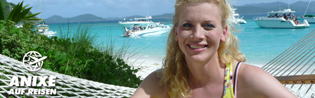 ANIXE auf Reisen - British Virgin Islands mit Eva Habermann