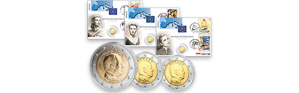 Anixe Reppa Münzengalerie 3 X 2 Euro Numisbriefe Hommage An